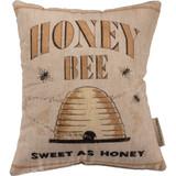 Honey Bee Pillow