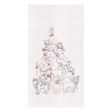 Cat Tree Towel