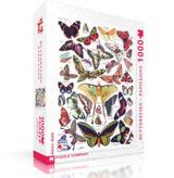 Butterflies ~ Papillons Jigsaw Puzzle 1000 Piece