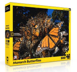 Monarch Butterflies Jigsaw Puzzle 500 Piece