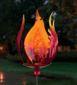 Blaze Solar Stake - Red
