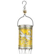 Solar Lantern Wind Chime - Dragonfly