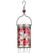 Solar Lantern Wind Chime - Hummingbird