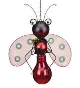 Bug Solar Lantern - Ladybug