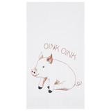 Oink Oink Towel