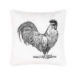 Barnyard Rooster Pillow