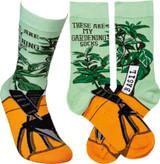 Socks - These Are My Gardening Socks