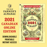 Online Canadian Edition - 2021  - The Old Farmer's Almanac