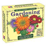 2021 Old Farmer's Almanac Gardening Daily Calendar