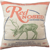 Pillow - Red-Nosed