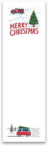 List Notepad - Merry Christmas