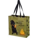 Market Tote - Never Camp Alone
