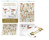 Mushroom Playing Cards