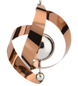 Vogue Hanging Wind Spinner - Copper