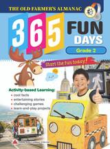 365 Fun Days Grade 2