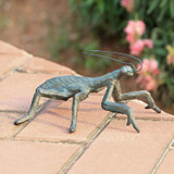 Praying Mantis Sculpture