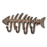 Fish Skeleton Coat Hook