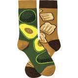 Socks - Avocado and Toast