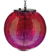 Globe Solar Lantern - Pink