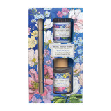 Magnolia Home Fragrance Diffuser and Candle