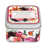 Sweet Floral Melody Soap on the Go