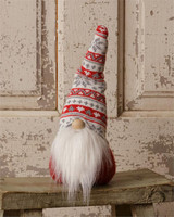 Red gnome centerpiece