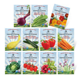 Vegetable garden starter kit