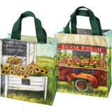 Daily Tote - Flowers