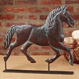 Tabletop Horse Weathervane
