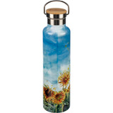 insulated hot or cold drinking bottle