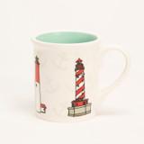 4  Lighthouses Coffee Mug