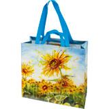 Market Tote - Sunflower Fields