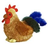Mini Flopsie Rooster - Plush Toy