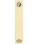 Almanac Sun Wooden Bookmark