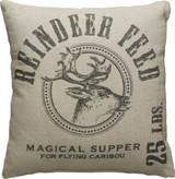 Pillow - Reindeer Feed