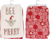 Dish Towel - Bee Merry
