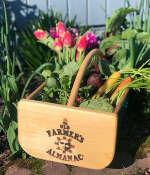 The Old Farmer's Almanac Garden Hod
