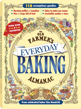 The Old Farmer's Almanac Everyday Baking