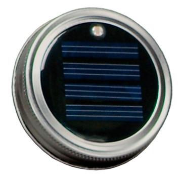 Moon Shiner Mason Jar Lid Top View