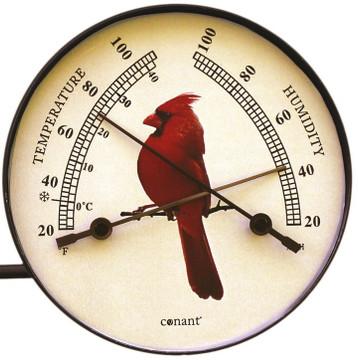 Cardinal Window Weather Station