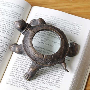 Turtle Reading Magnifier