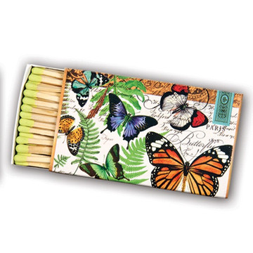 Butterflies Matchbox