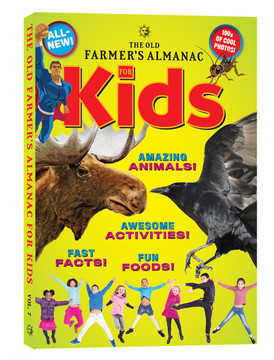 The Old Farmer's Almanac for Kids Volume 7