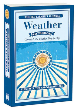 Almanac Weather Notebook