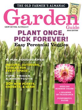 2018 Almanac Garden Guide