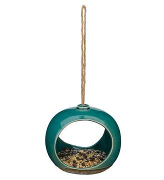 Ceramic Bird Feeder - Small Drop
