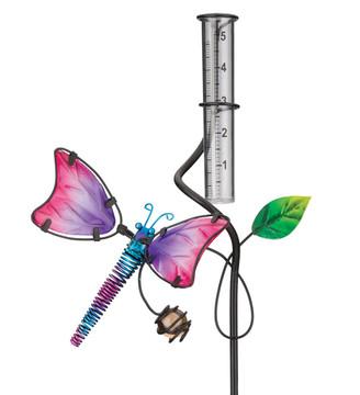 Rain Gauge - Dragonfly