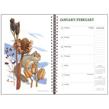 The 2019 Old Farmer's Almanac Gardening Weekly Planner