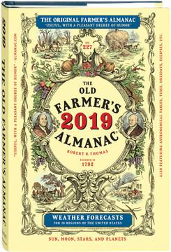 2019 Old Farmer's Almanac
