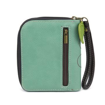 Zip Around Wallet - Ladybug